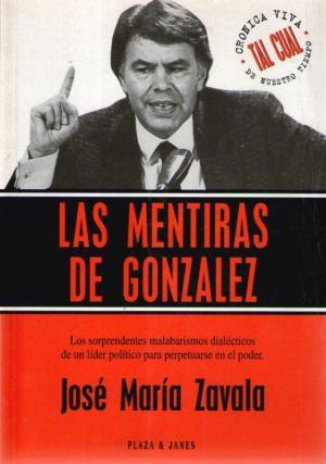 LAS MENTIRAS DE GONZALEZ